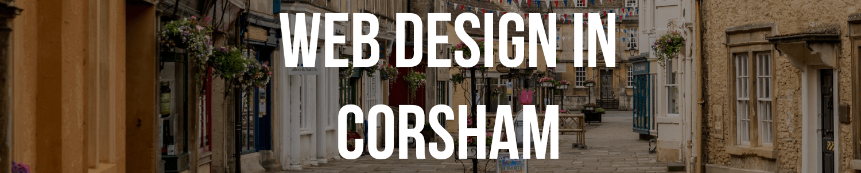 Web Design In Corsham